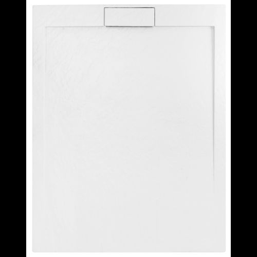 Shower tray Grand White 80x100