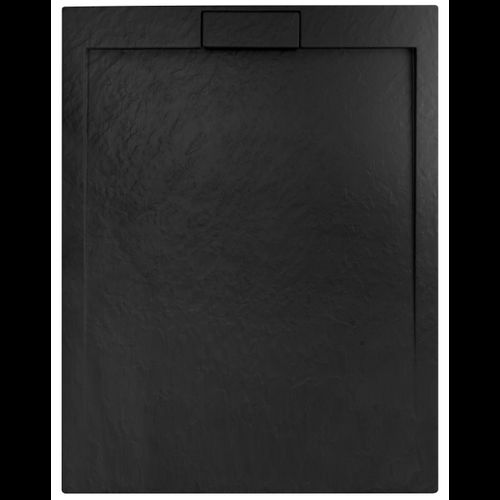 Shower tray Grand Black 80x100