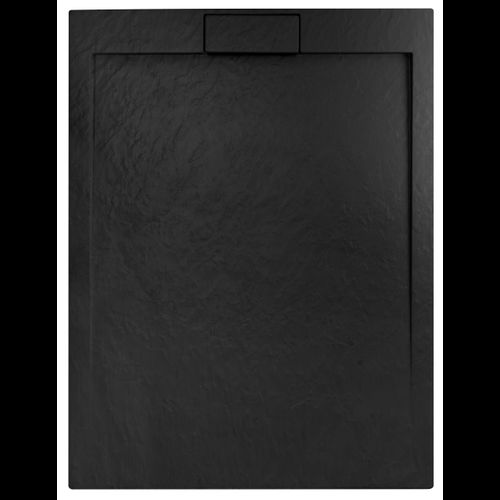 Shower tray Grand Black 90x120